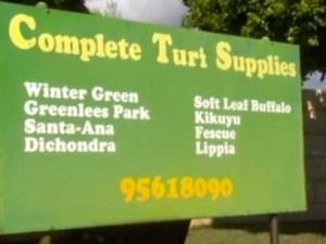 Complete Turf Supplies Video